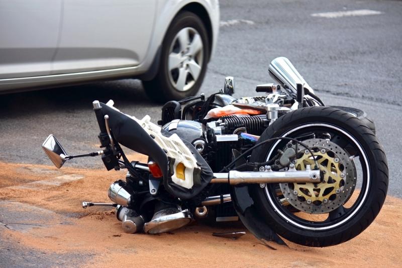 Ilustrasi Kecelakaan Motor (foto: Shutterstock)