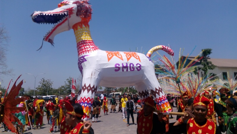 Meriahnya Festival Pesona Lokal Potret Keanekaragaman Budaya Dan