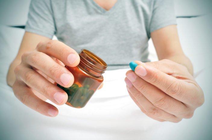 minum obat
