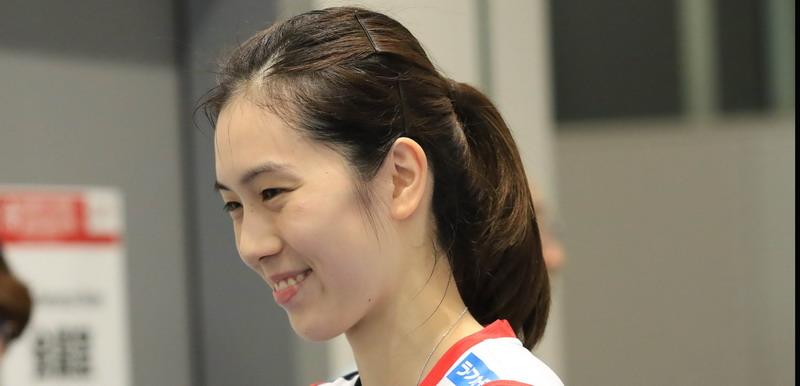 Aya Ohari. Foto: Laman resmi PBSI