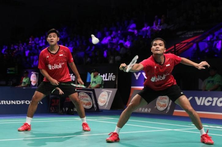 Angga Pratama/Ricky Karanda Suwardi. Foto: Laman resmi PBSI
