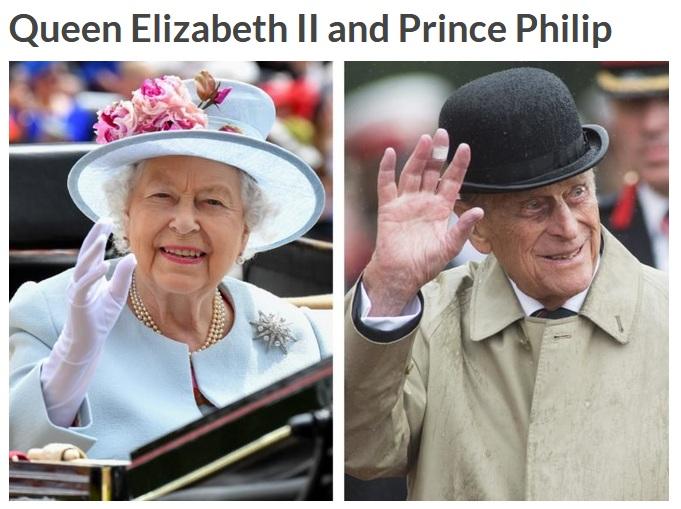 Queen Elizabeth II dan Pangeran Philip (Reader Digest)