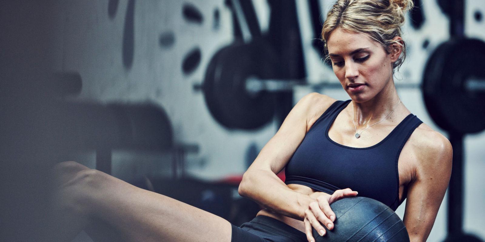 perempuan gym