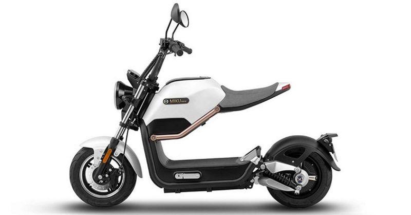 Sepeda Motor Listrik Unik Ini Dibanderol Rp10 Juta