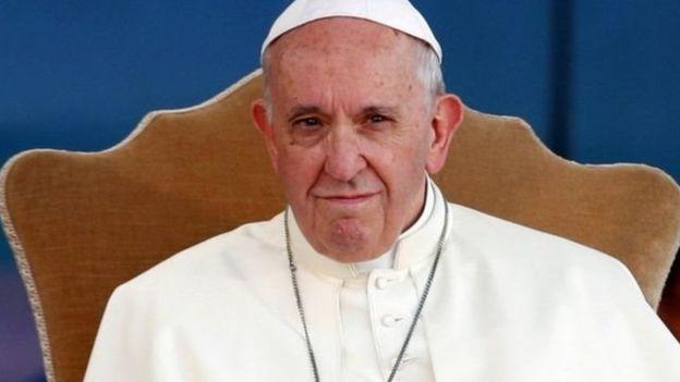 Paus Fransiskus (Reuters)