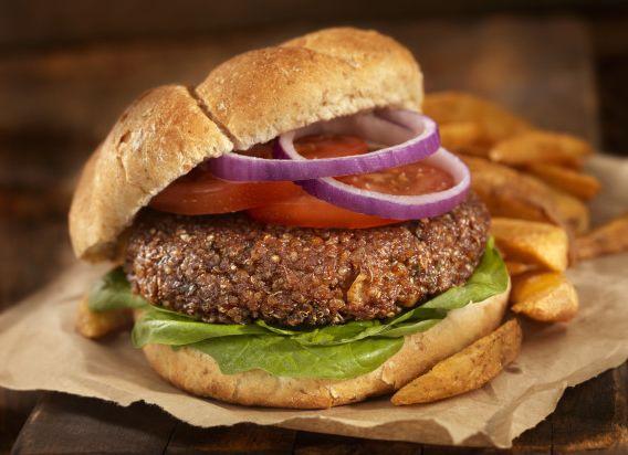 Burger Vegie (Huffpost)
