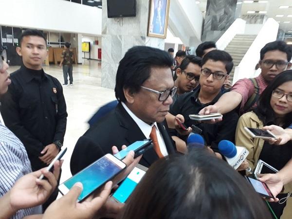 Ketum Partai Hanura Oesman Sapta Odang. (Foto: Okezone)