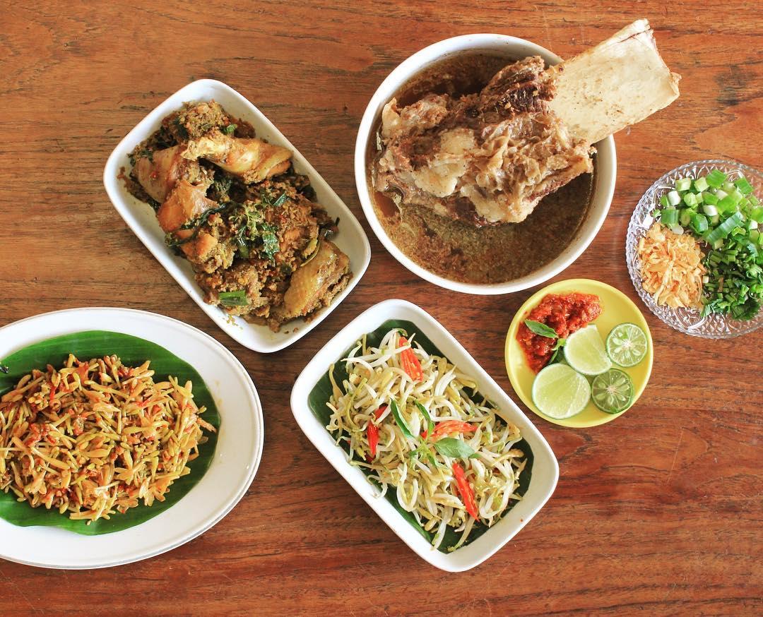 kuliner khas sulawesi