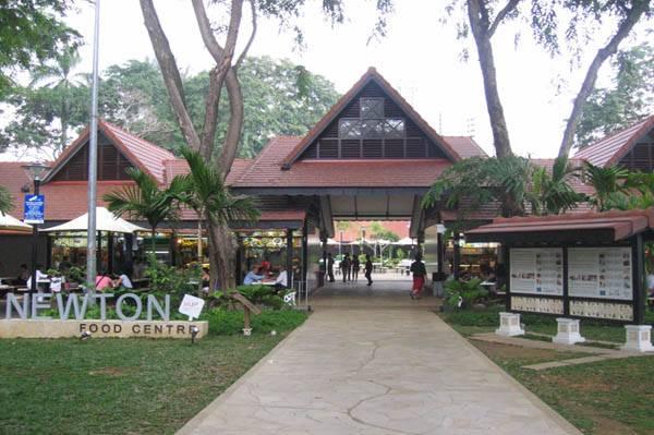 pusat tempat makan