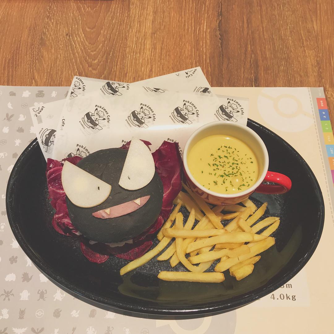 menu Pokemon