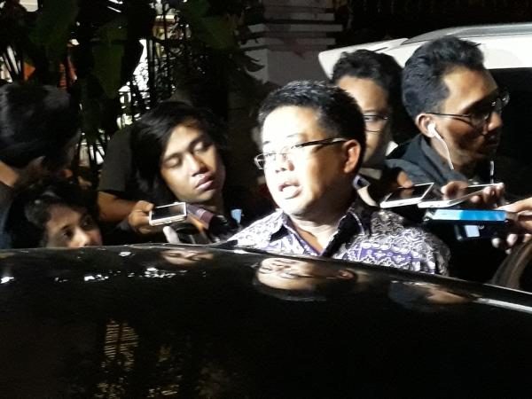 Presiden PKS, Sohibul Iman. (Foto : Bayu Septianto/Okezone)