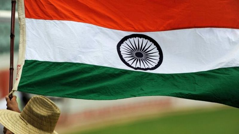 Ilustrasi bendera India. (Foto: Getty Images)