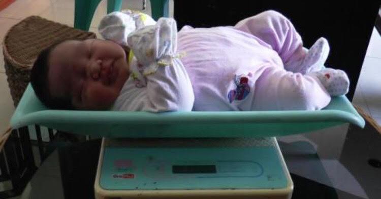 Berat Normal Bayi Baru Lahir