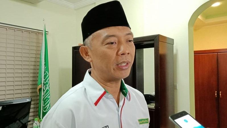 Kepala Daerah Kerja (Kadaker) Madinah Muhammad Khanif (Foto : Amril Amarullah/Okezone)