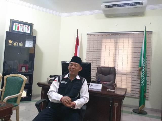 Kadaker Madinah Muhammad Khanif. (Foto: Amril Amarullah/Okezone)