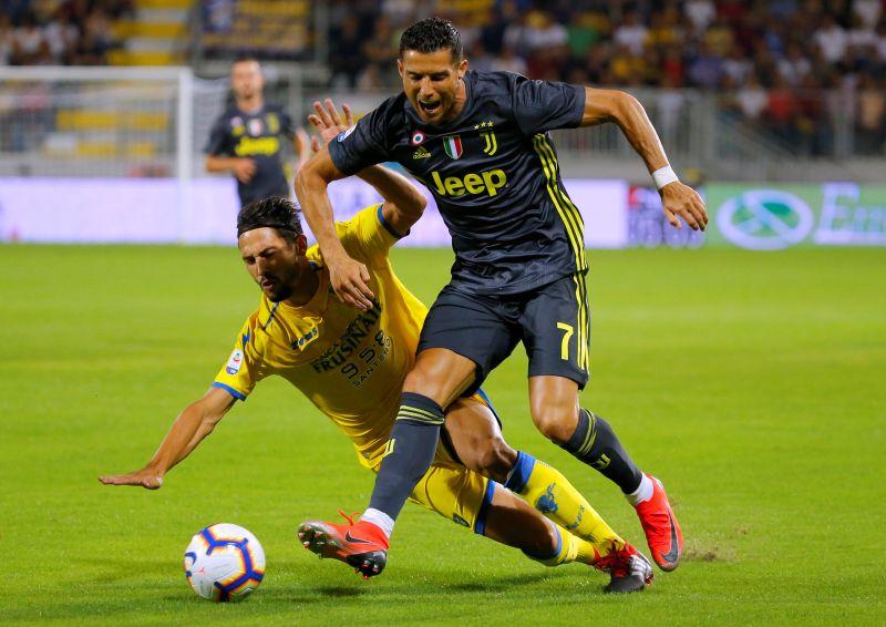 លទ្ធផលរូបភាពសម្រាប់ Hasil Pertandingan Juventus vs Frosinone