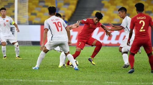 Timnas Indonesia U-16 vs Vietnam