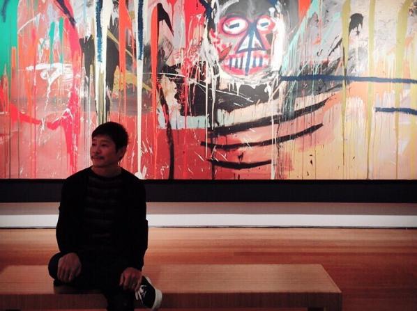Yusaku Maezawa (Artnet)