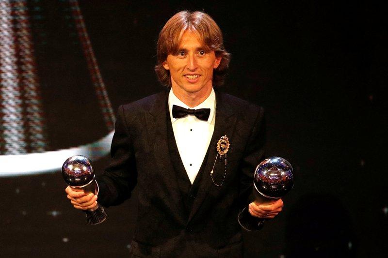 Luka Modric. Foto: Reuters