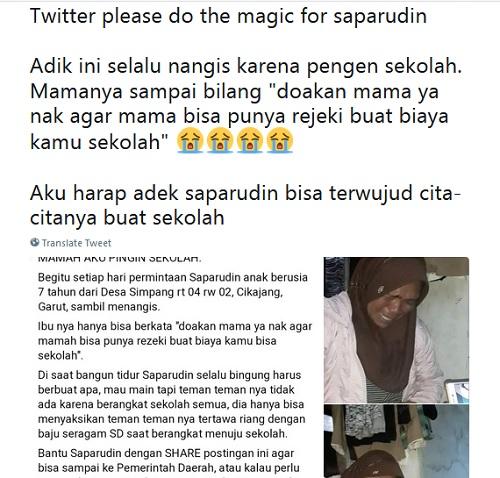 cuitan netizen