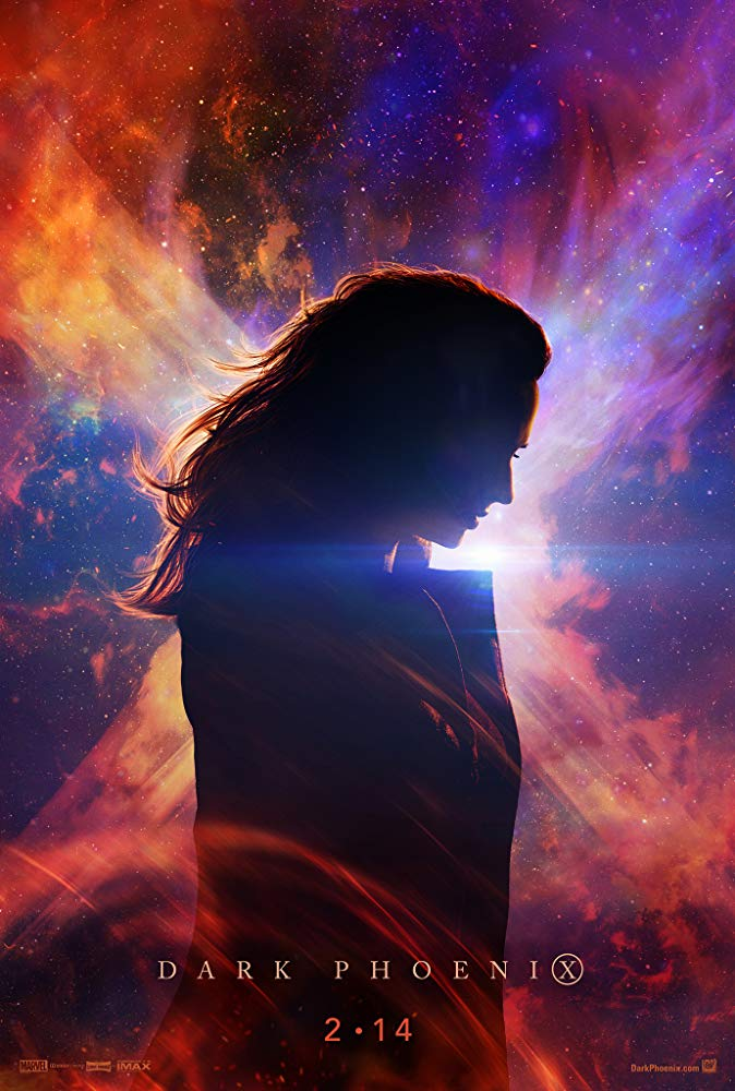 Poster film X-Men: Dark Phoenix