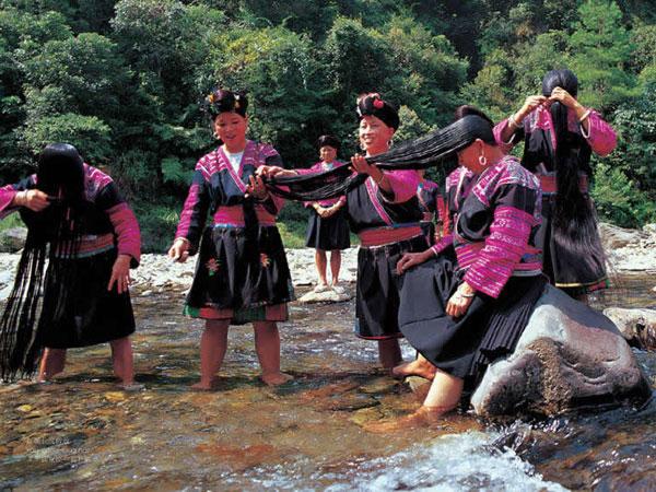 Desa Huangluo (CDN)
