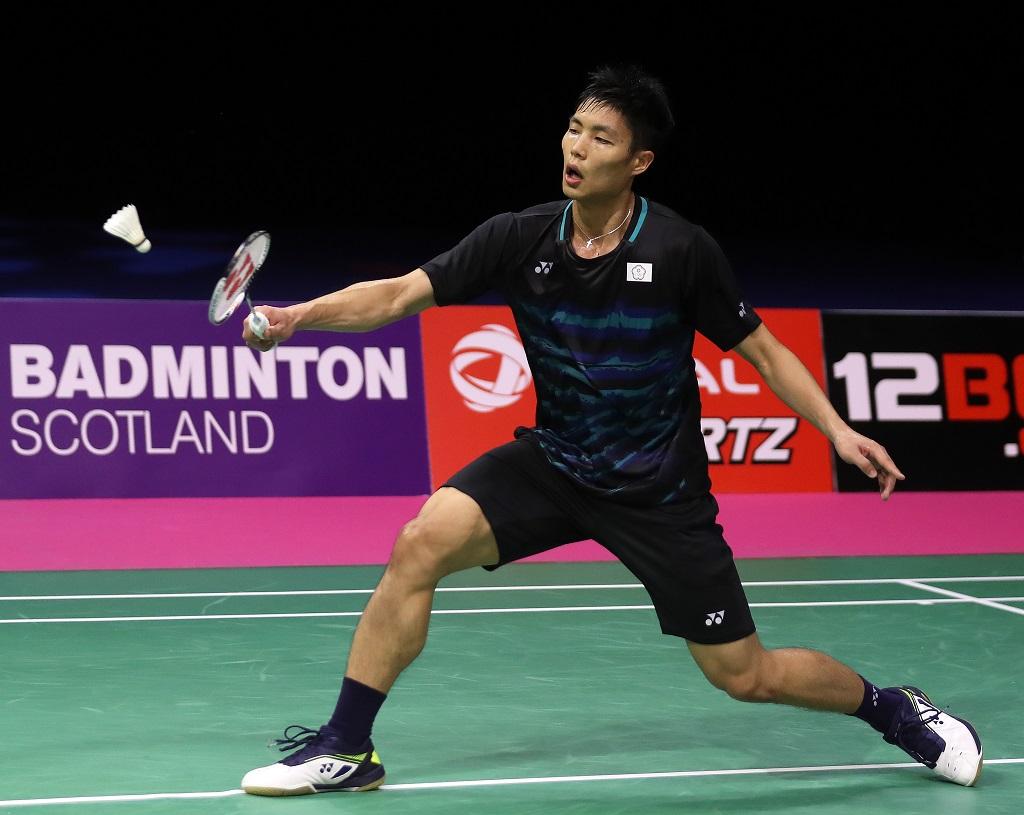 Chou Tien Chen (Foto: laman resmi BWF)