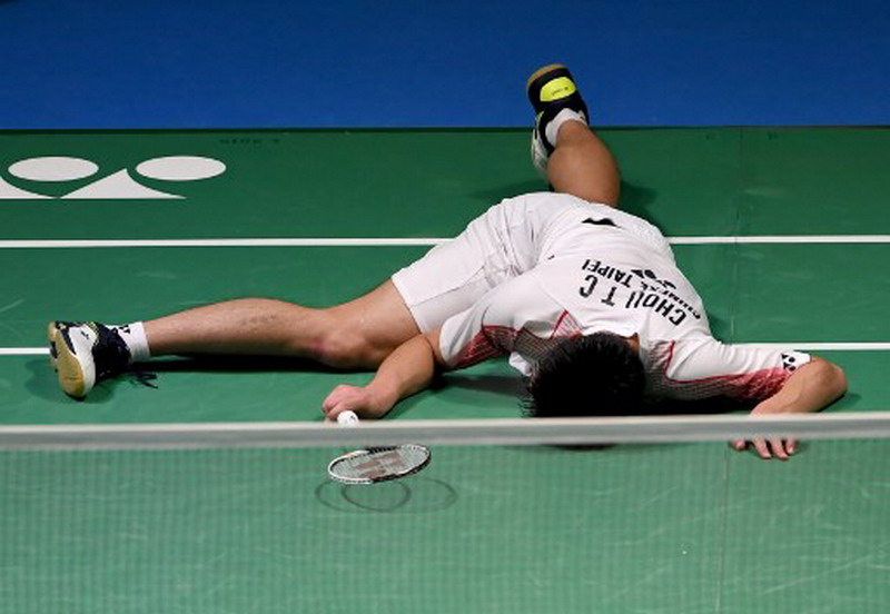 Chou Tien Chen (Foto: AFP)