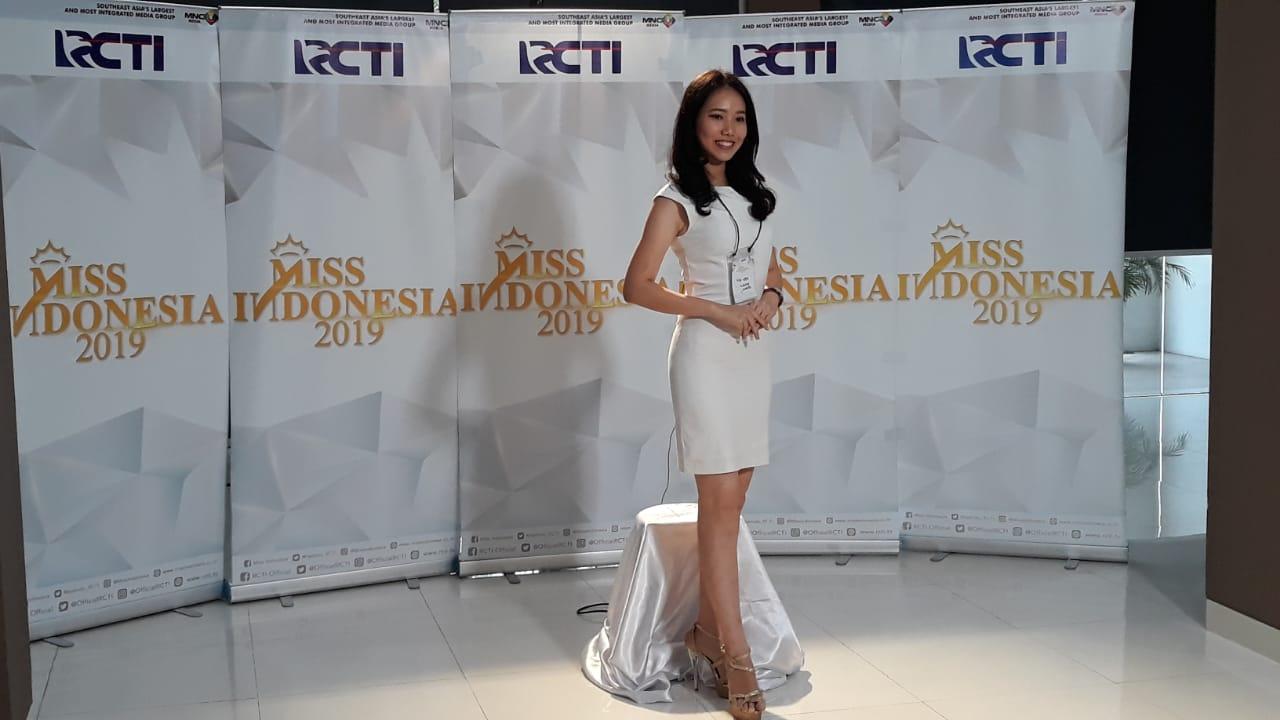 Miss Indonesia audisi Yogya (Kuntadi)