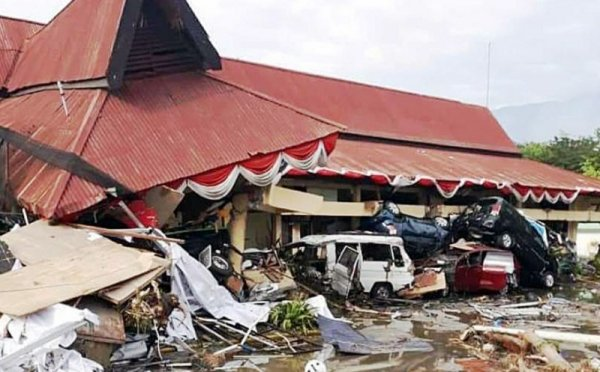 Tsunami dan Gempa Sulteng