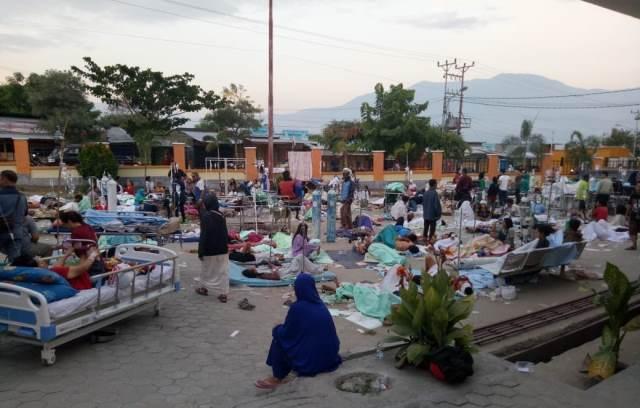 Gempa Palu (BNPB)