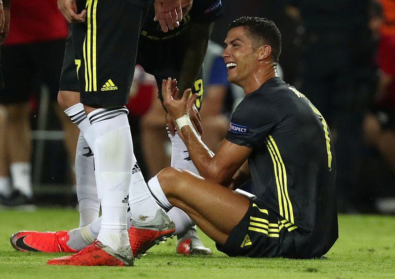 Cristiano Ronaldo (Foto: Reuters)