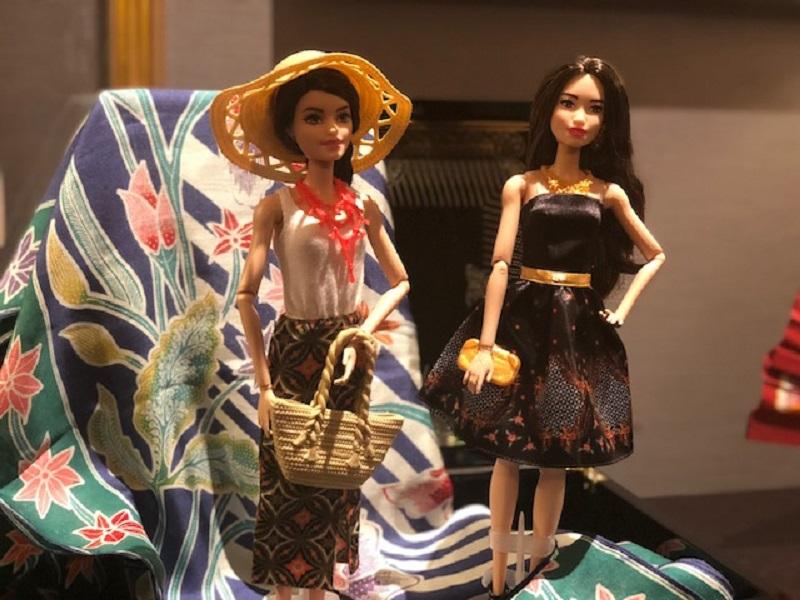 barbie batik