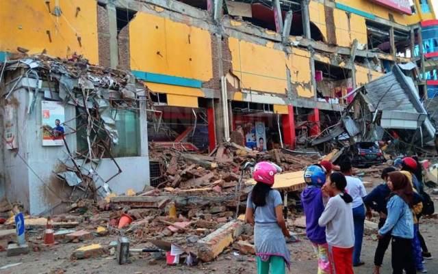Pascagempa dan tsunami Palu