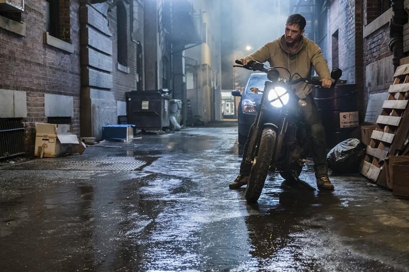 Tom Hardy sebagai Venom, Foto: Sony Pictures
