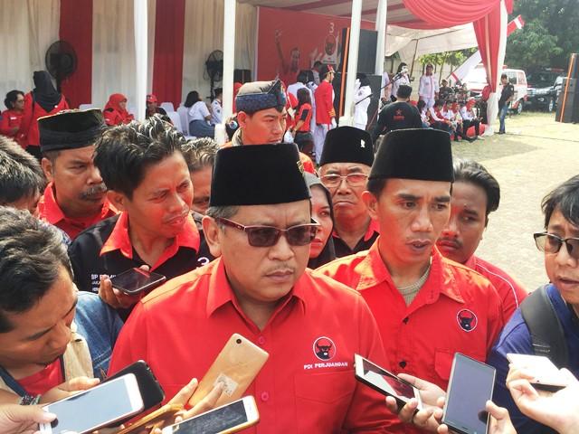 Hasto Kristiyanto (Okezone)