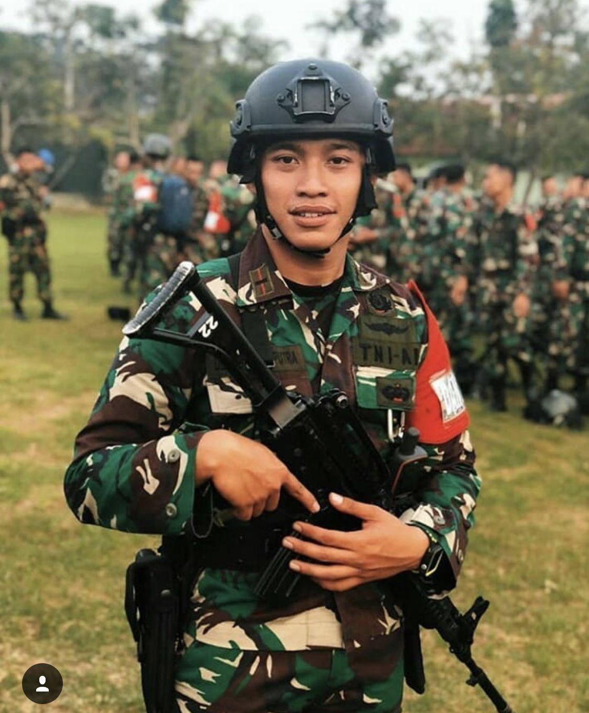 TNI Ganteng Dede Dwisyh