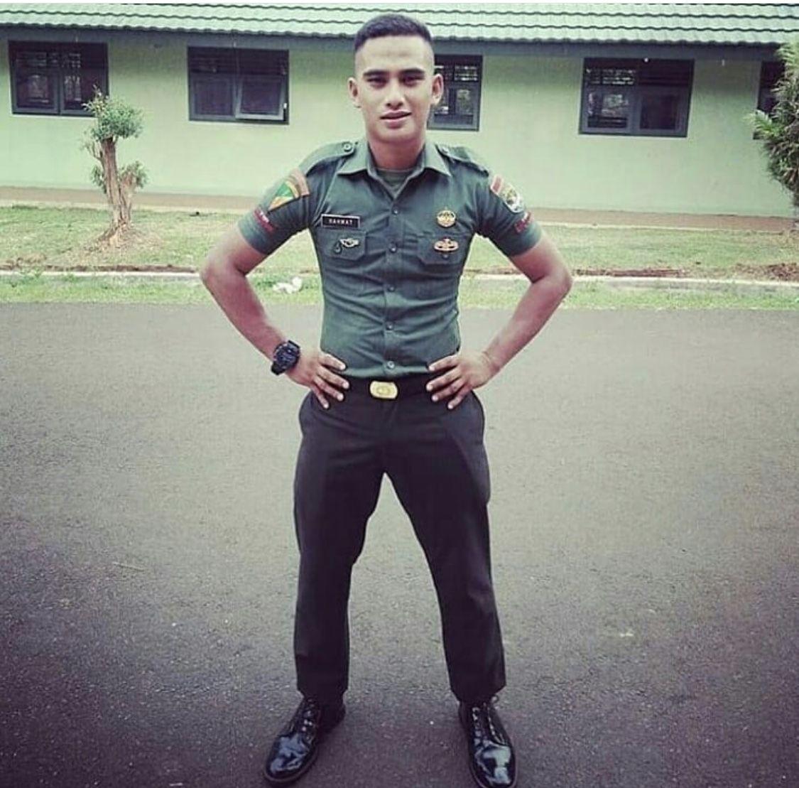 TNI Ganteng Rahmat Muchtar