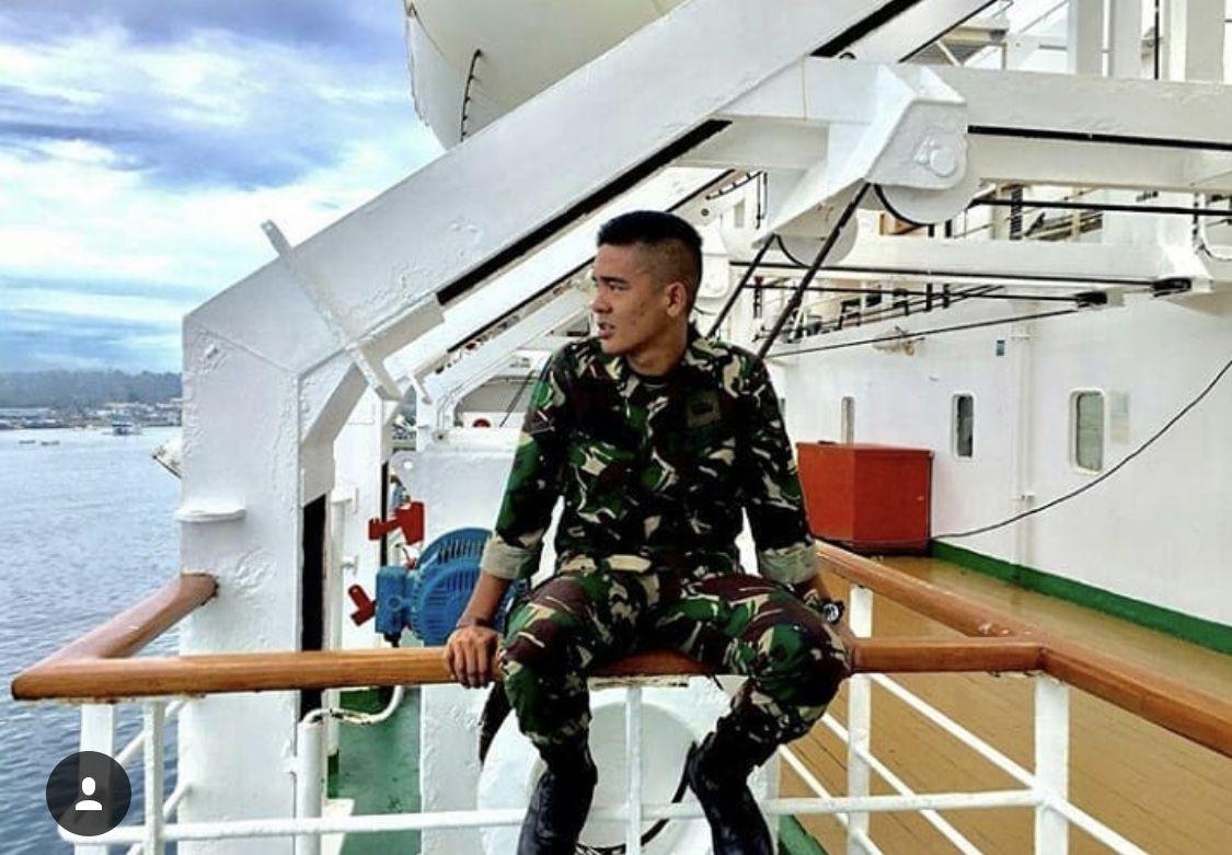 TNI Ganteng Januar Raflyy