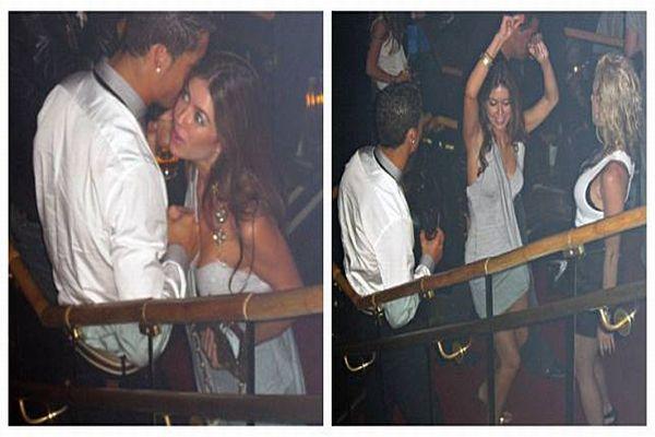 Pertemuan Ronaldo dengan Mayorga