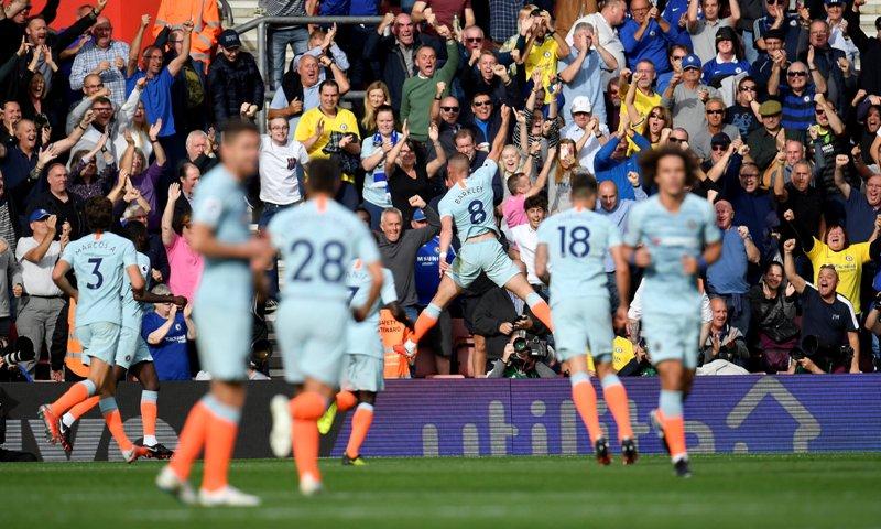 Chelsea (Foto: Reuters)