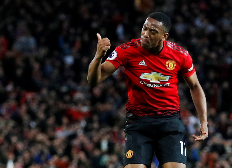 Anthony Martial (Foto: Reuters)