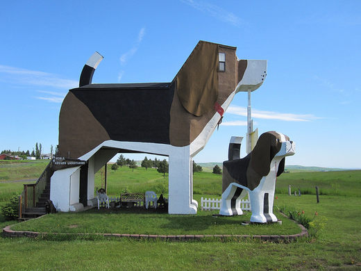 Dog Bark Park Inn (Wonderlist)
