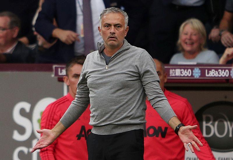 Jose Mourinho (Foto: Reuters)