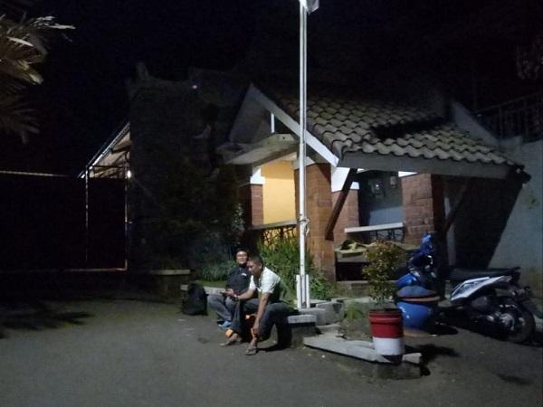 Suasana Rumah Bupati Malang