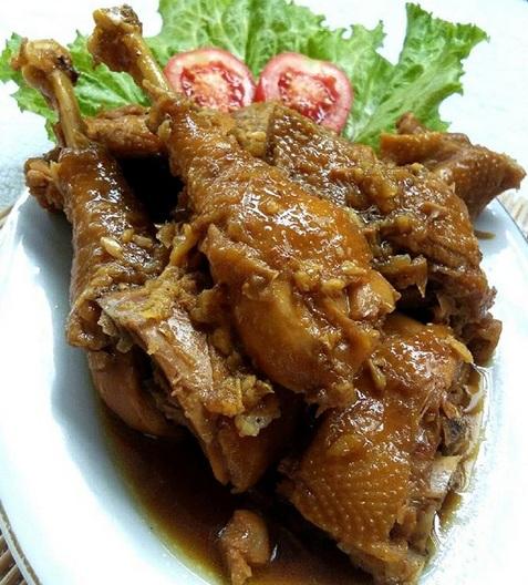 Ingin Santapan Gurih untuk Nanti Malam? Coba Resep Ayam Mun