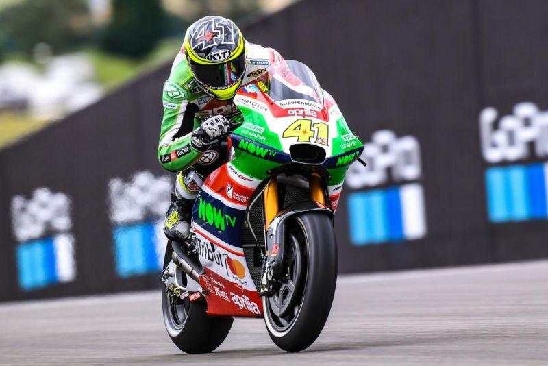 Aleix Espargaro. Foto: Laman resmi MotoGP