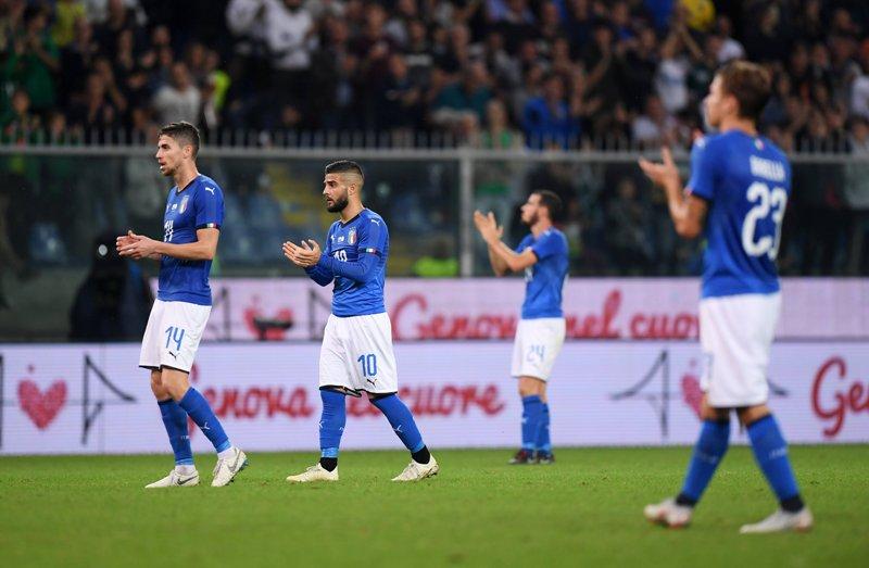 Timnas Italia vs Ukraina