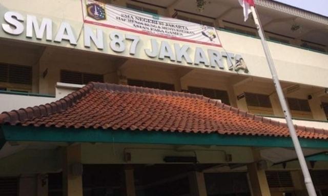 SMA 87 Jakarta. (Foto: Ist)
