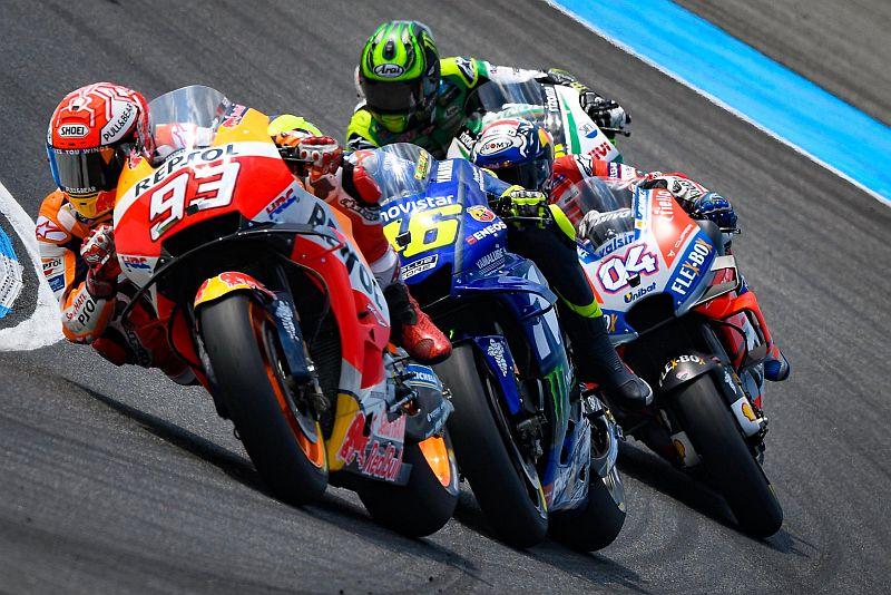 MotoGP Thailand 2018